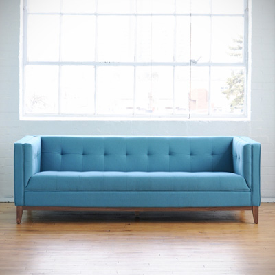 apartment envy interior design decorating DIY weekend project before and after makeover inspiration ideas how to how-to apartment condo rental washington dc d.c. district of columbia gus modern gus* atwood sofa couch urban tweed ink button tufted