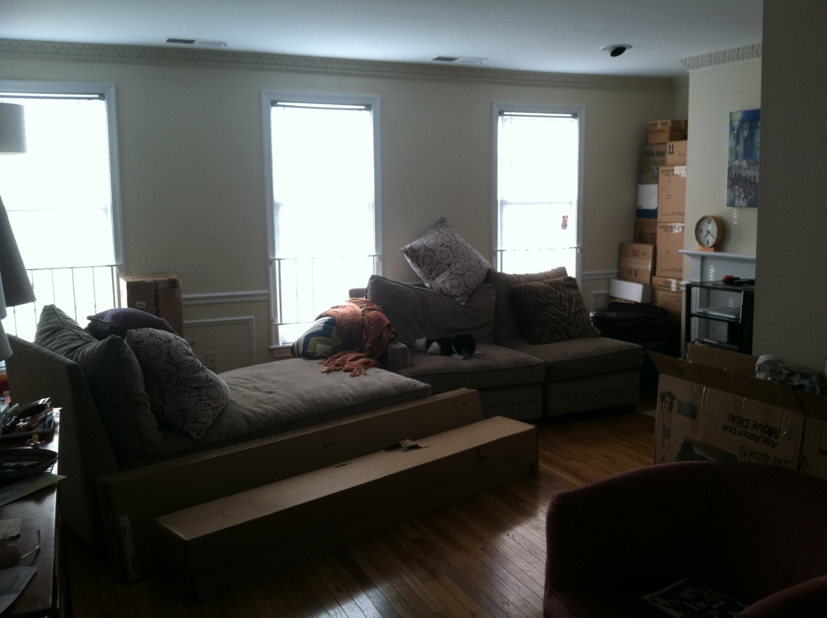 small messy apartment bedroom messy apartment another living room shot sugawine flickr welcome. Black Bedroom Furniture Sets. Home Design Ideas
