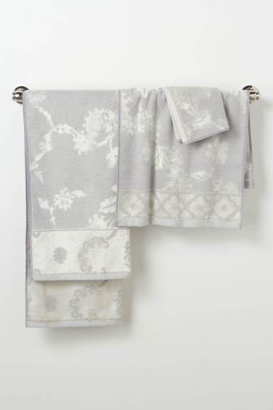 vintage towels for pink bathroom tile anthropologie