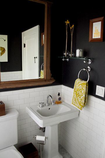 Small Tiny Bathroom