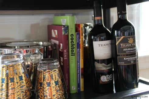Bar Cabinet 5