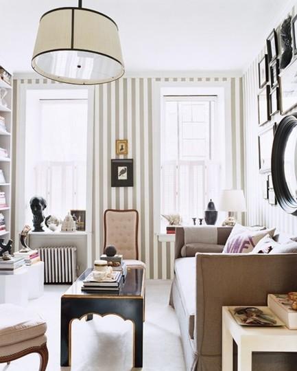 Pinterest Pin - Living Room