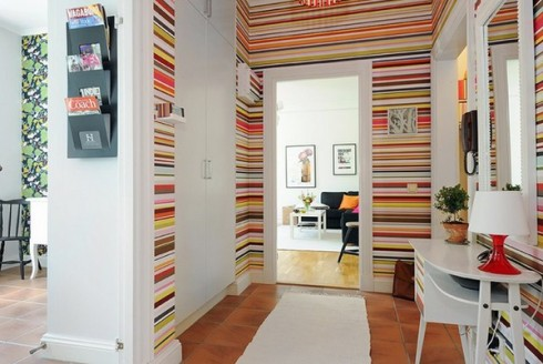 Pinterest Pin - Foyer