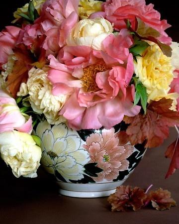 Pinterest Pin - Flowers