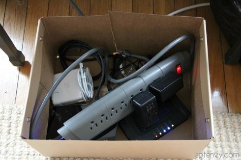 Cord Box