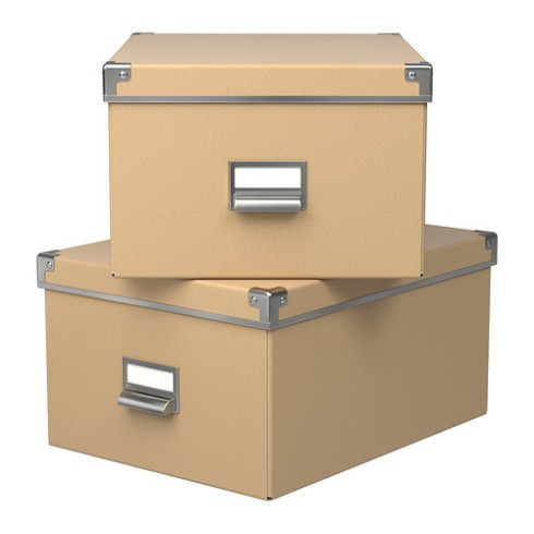 kassett-box