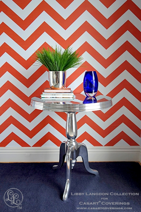 Chic Chevron Orange_WM