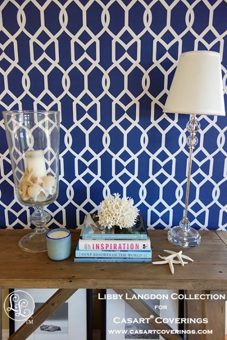 giveaway casart removable wallpaper apartment envy